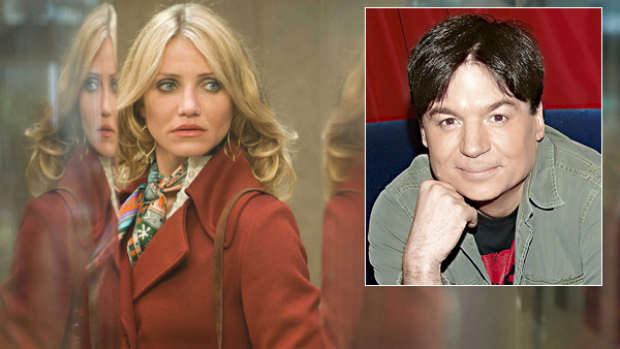 Cameron Diaz and Mike Myers will have to curb their tweeting when filming the next Shrek.