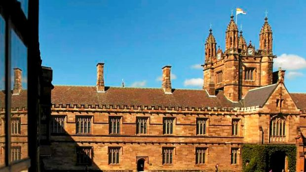 ICAC has released guidelines to avoid IT contract corruption. It follows the case of a University of Sydney (pictured) ...