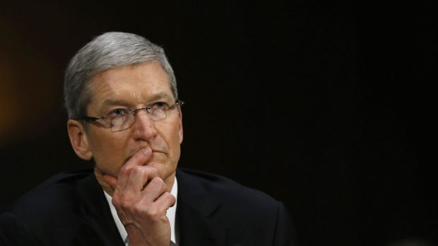 """The only way for Apple to make a difference in the world in a broad way is to be ... totally transparent"": Tim Cook."