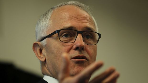 Malcolm Turnbull refused to release his incoming government brief.