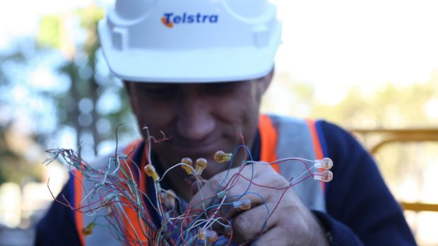 """Telstra's Lee: """"When it breaks, we replace the broken bit. So it's much the same as it always has been and always will be."""""""