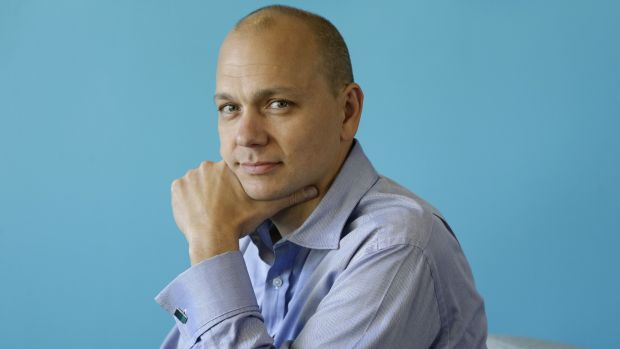 Nest CEO Anthony Fadell.