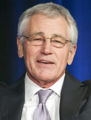 Security concerns: Chuck Hagel says the US has offered help to Russia for the Olympics.