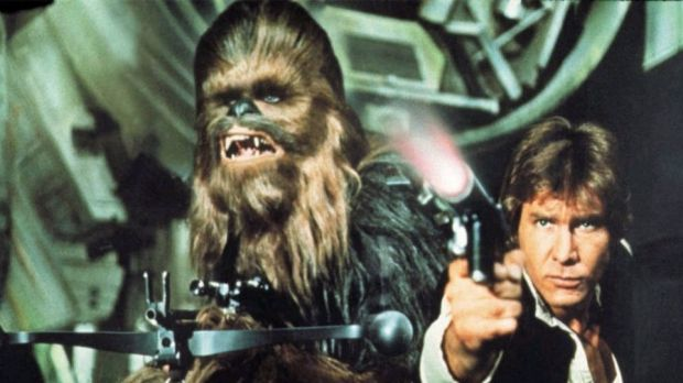 Chewbacca, left, is a fictional character in the Star Wars franchise and the name given to a piece of malicious software ...