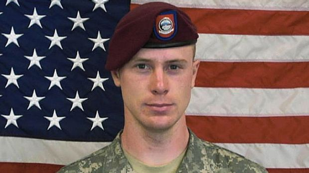 Held by the Taliban for five years: Sergeant Bowe Bergdahl.