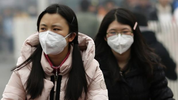 Air pollution is a major issue in many Chinese cities.