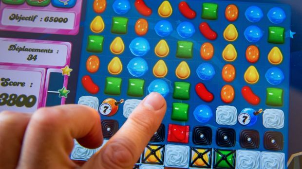Candy Crush Saga is a simple game with a complex and strong hold over devoted followers.