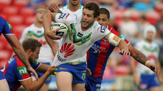 Raiders star Shaun Fensom has been suspended for one match.