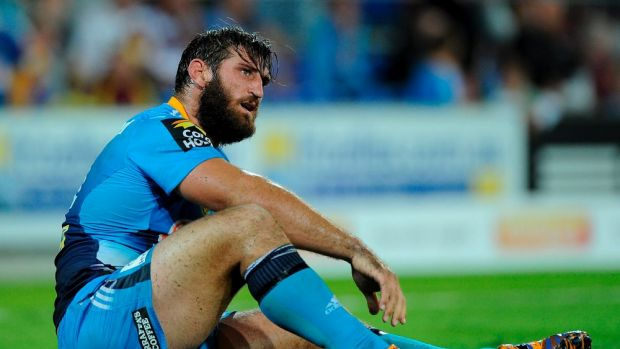 Gold Coast have put an end to speculation about forward Dave Taylor parting ways with the club.