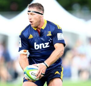 Raring to go: Brad Thorn says he can play on next year.