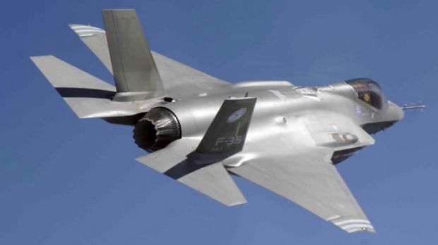 The Joint Strike Fighter.
