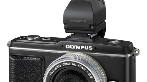 The Olympus E-P2 shows little improvement on the E-P1.