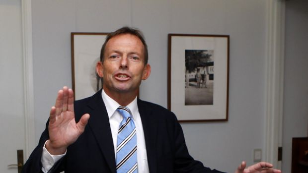 By electing Tony Abbott leader, the Liberal party has chosen to fight on climate change and to risk all on an unpopular ...