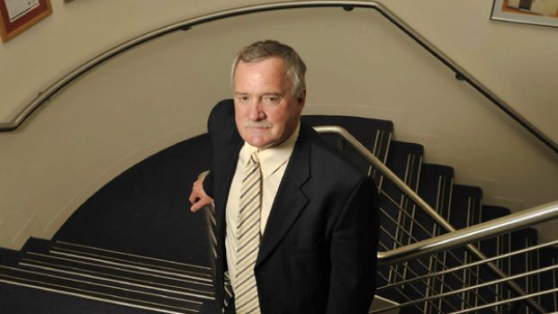 Fighting back: Clive Peeters managing director Greg Smith.