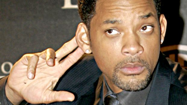 """He hears you ... Will Smith vows to restrain his """"standard dumbness""""."""