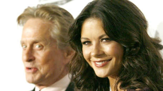 Tailored taxidermy ... Catherine Zeta-Jones cops a pasting from PETA.