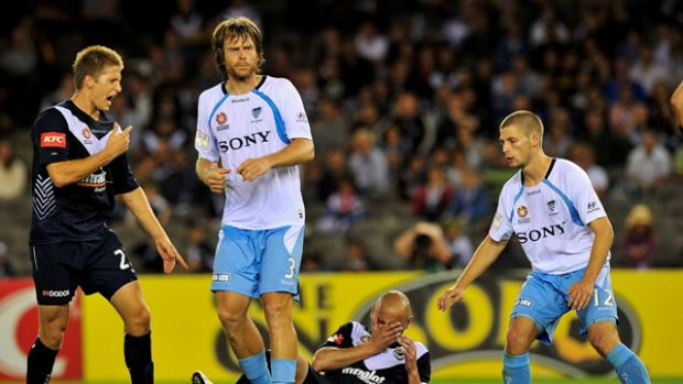 Melbourne Victory and Sydney FC have the strongest rivalry in the A-League, but tension between the fans has created ...