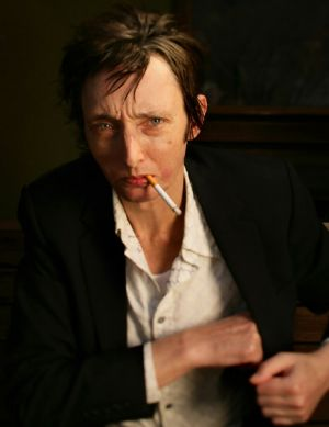 A recent photo of Rowland Howard.