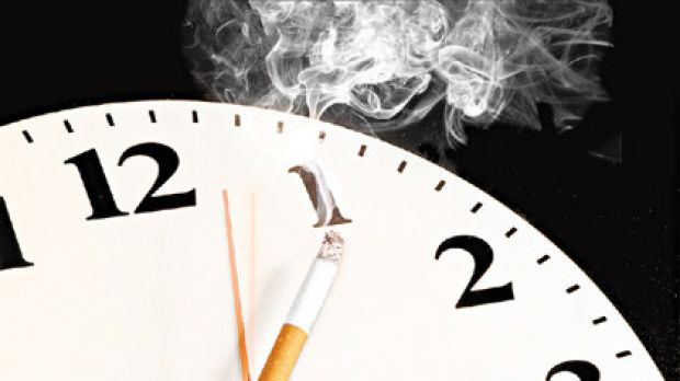 Many non-smokers believe their smoking colleagues are getting more time off.