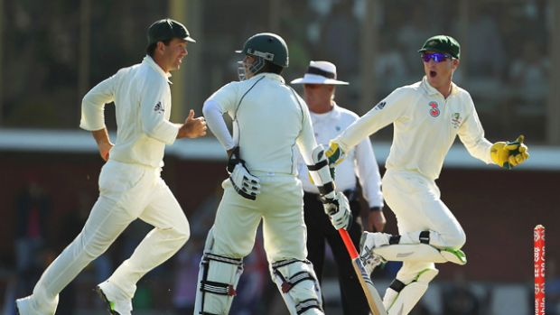 Salman Butt was described as 'selfish' by Mohammad Yousuf after his part in run outs late on day two.