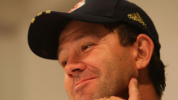 Plenty of reasons to be cheerful ... Ricky Ponting