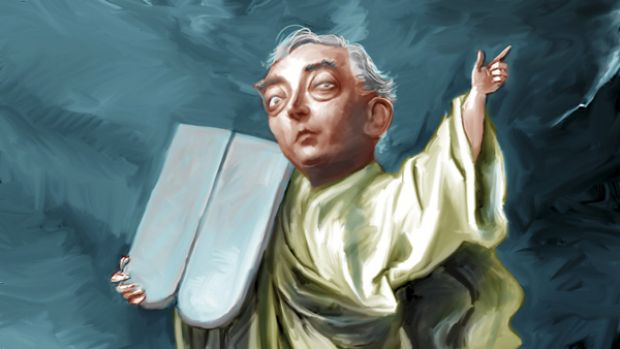 The Lord has spoken. Errr, Lord Monckton that is.
