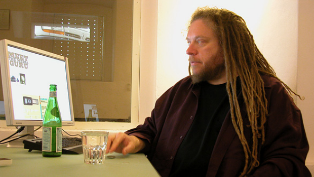 Dissenter ... Jaron Lanier, a scholar-in residence at the University of California and a partner architect with Microsoft.