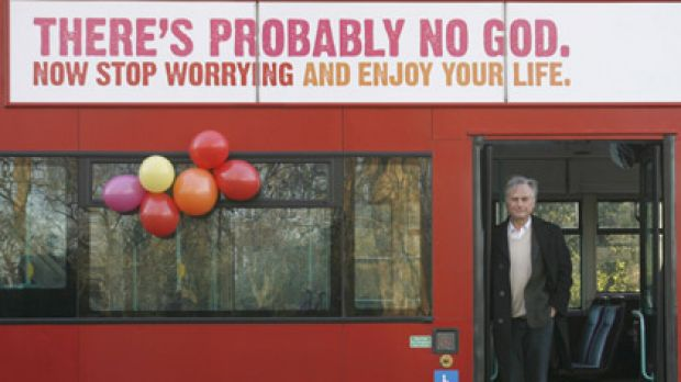 British atheists, including author Richard Dawkins, began advertising on buses last year, and now Melbourne is getting ...