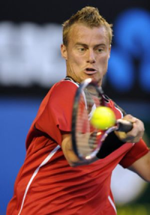 """""""We're looking at guys ranked 250 to 400 in the world playing Davis Cup and that's scraping the barrel"""": Lleyton Hewitt."""