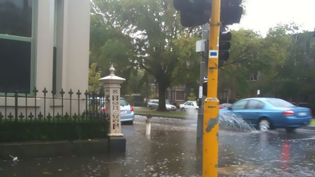 The washup of Melbourne's storm.