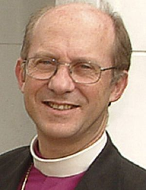 """""""I don't think I've done anything that deserves me to be ejected from office"""": Bishop Ross Davies."""