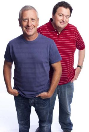 The Dicko & Dave breakfast show remains.