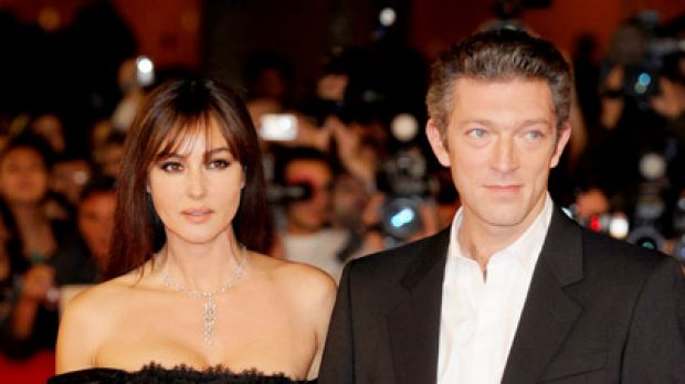 Monica Bellucci: just an ordinary wife