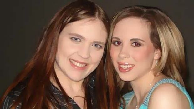 Susan Worrall, right, was killed by Kathleen Worrall.