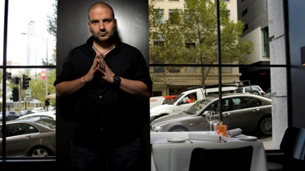 George Calombaris will be opening a new restaurant in South Yarra.
