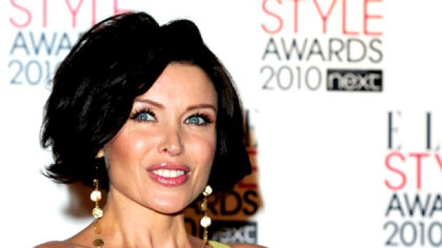 Maternal style ... pregnant Dannii Minogue tops Who magazine's Most Beautiful list.