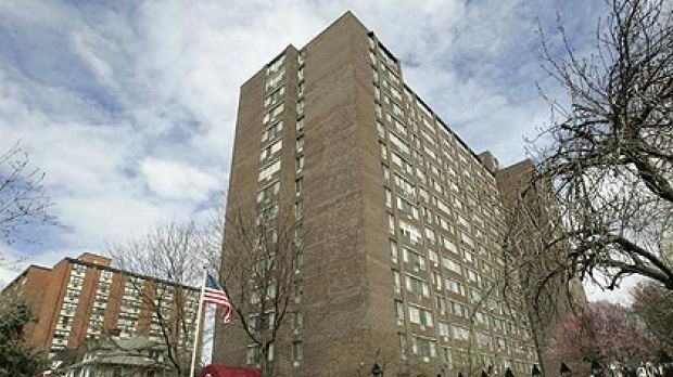 Rowan Towers ... where the gang rape took place on the 13th floor.
