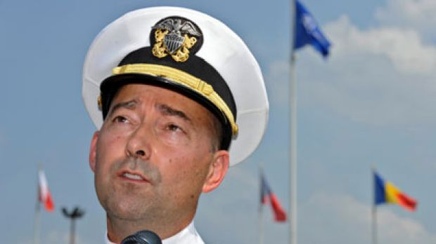 Jim Stavridis ... numbers settled in a month or two.