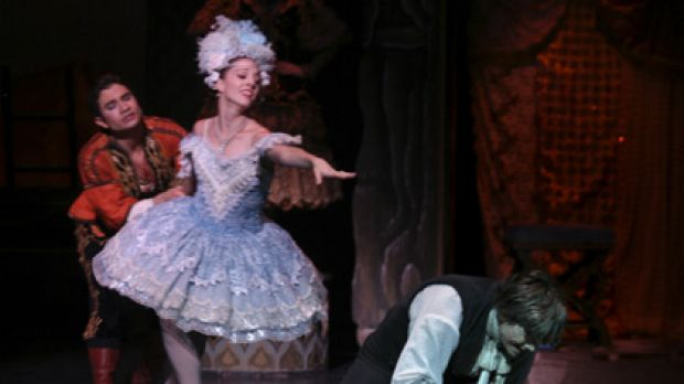Fresh... The Australian Ballet's production of <i>Coppelia</i> is as inspiring as its first 30 years ago.