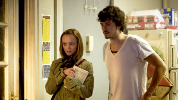 Ensemble cast....Christina Ricci stars alongside Orlando Bloom and other Hollywood A-listers in <i>New York, I Love You</i>.