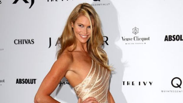 Active lifestyle ... Elle Macpherson in July 2009.