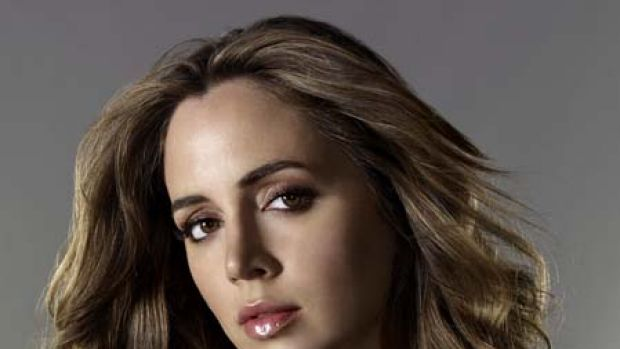 Superhero hottie Eliza Dushku will be pressing the flesh in Sydney.
