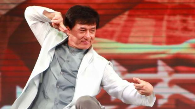 Jackie Chan happy with 'serious' Karate Kid role