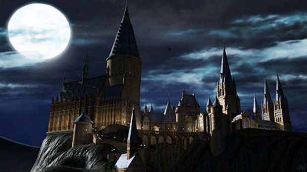 The Hogwarts School of Witchcraft and Wizardry in Lego Harry Potter: Years 1-4