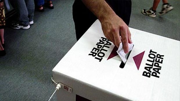 Just 87.3 per cent of eligible Queenslanders - aged 18 and over - are now enrolled to vote.