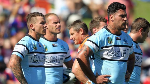 Gummy Sharks: Cronulla have opened the season with four consecutive losses.