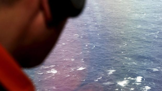 The search for the missing Malaysia Airlines plane was set back three days, the Wall Street Journal reports.