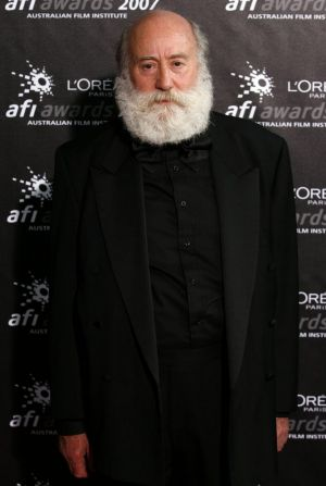 Winning talent: Hannay at the 2007 AFI Awards.