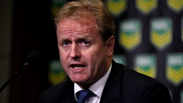 NRL chief executive Dave Smith is shaking up the competition's funding model.