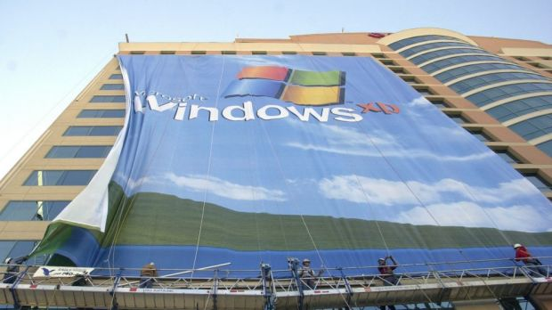 Microsoft ended support for Windows XP on April 8.